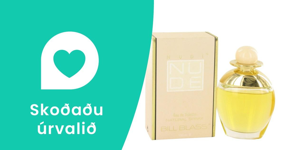 Nude Perfume by Bill Blass Eau De Cologne Spray 3.4 Oz